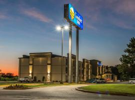 A picture of the hotel: Comfort Inn Metro Airport Romulus