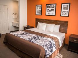 Hotel photo: Sleep Inn & Suites at Concord Mills