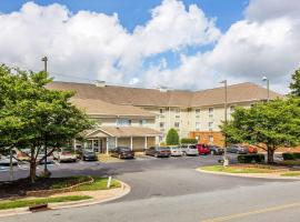Hotel photo: Suburban Extended Stay Hotel Charlotte