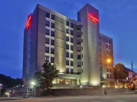 Hotel Photo: Hampton Inn Pittsburgh University Center