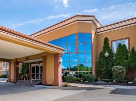Hotel photo: Quality Inn & Suites Albany Airport