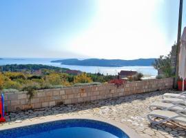 Hotel photo: Dubrovnik Villa Sleeps 10 Pool Air Con WiFi