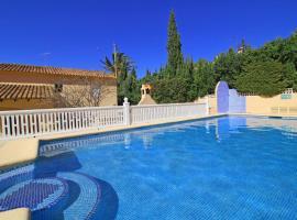 Hotel photo: Casas de Torrat Villa Sleeps 5 Pool Air Con WiFi