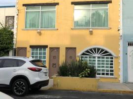 Hotel near Gustavo A. Madero