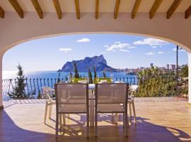Hotel photo: La Fustera Villa Sleeps 9 Pool WiFi