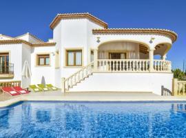 Hotel photo: La Fustera Villa Sleeps 15 Pool WiFi