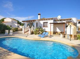 Hotel photo: Casas de Torrat Villa Sleeps 6 Pool WiFi