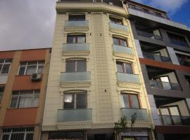 Фотографія готелю: Yesim Apartment 1