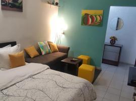 Hotel near Abobo