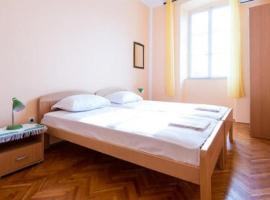 A picture of the hotel: villa gverovic-double room 1 with sea view