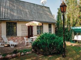 Hotel photo: Holiday home Rezeda Utca-Pilismarót-Dunapart