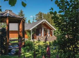 Hotel photo: Four-Bedroom Holiday Home in Farso