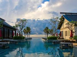Hotel photo: Narada Resort & Spa Perfume Bay Sanya - All Villas
