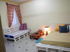 Hotel photo: Cozy Studio Apartment - Nyali