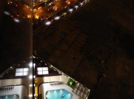 Hotel photo: برج الجوهرة داماك