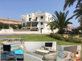 Hotel photo: Casa las Palmeras - New appartment (6p)
