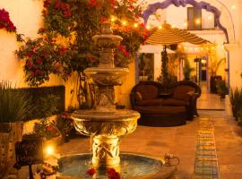 Хотел снимка: Hotel & Spa La Mansion del B Azul