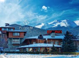 Hotel Photo: Platinum Hotel and Casino Bansko (ex. Perun Hotel)