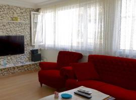Hotel photo: Cozy flat in bakirkoy