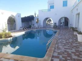 A picture of the hotel: Villa Piscine