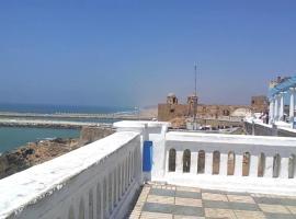 Hotel near Ksar-el-Kebir