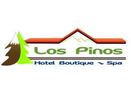 A picture of the hotel: Hotel Los pinos