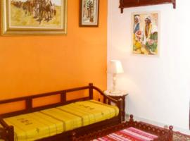 Hotel Photo: Apartment Rue Tourbet El Bey