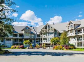 Hotel photo: Whistler Spearhead Apartment