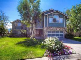 Hotel Photo: Tahoe Keys Home with Dock