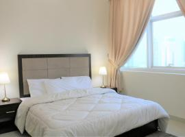 Hotel photo: SEA VIEW FURNISHED 3BD APARTMENT - WEST BAY