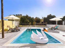 酒店照片: Los Algodones Cottage with Pool
