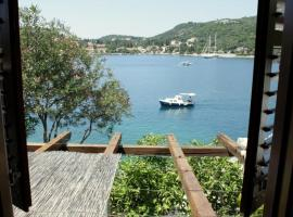 A picture of the hotel: villa gverovic-duplex two-bedroom apartment with terrace and sea view