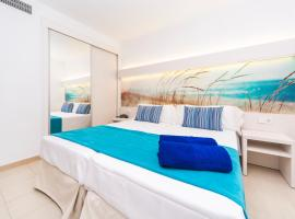 Hotel photo: Apartamentos Globales Lord Nelson