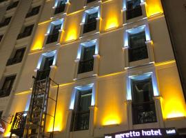 Hotel photo: Meretto Hotel LALELİ