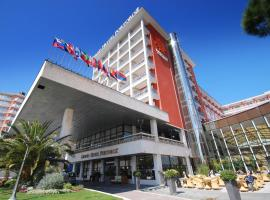 Hotel near Slovenien