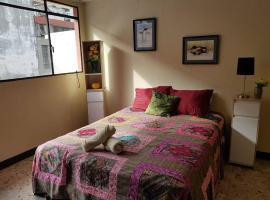 Hotel photo: Habitación cómoda en zona turística y céntrica