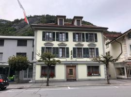 Hotel photo: Mountain Hostel Haslital