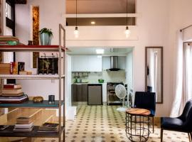 A picture of the hotel: Small loft at Casa Neuman, Casco Antiguo
