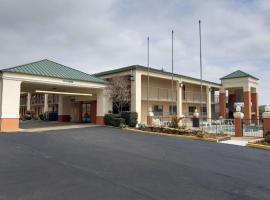 Hotel photo: Quality Inn & Suites Clarksville