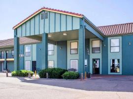 Hotel Photo: Rodeway Inn Silver Creek Inn