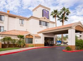 A picture of the hotel: Sleep Inn Phoenix Sky Harbor Airport