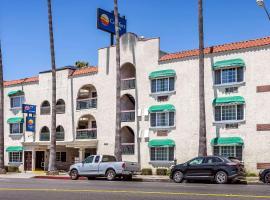 Hotel photo: Comfort Inn Santa Monica - West Los Angeles