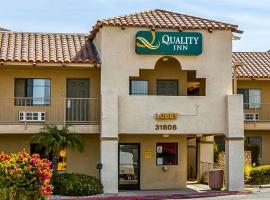 Hotel Photo: Quality Inn Lake Elsinore
