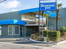 Hotel Photo: Rodeway Inn Hanford