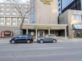 Hotel near Канада