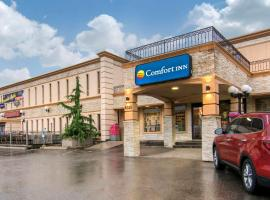 A picture of the hotel: Comfort Inn Toronto Airport