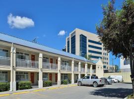Hotel Foto: Econo Lodge Inn & Suites University