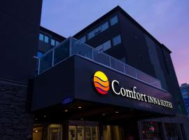 Hotel photo: Comfort Inn & Suites Downtown Edmonton