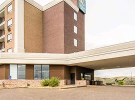 Hotel Photo: Quality Hotel Drumheller