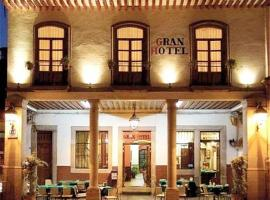 Hotel photo: Gran Hotel Pátzcuaro